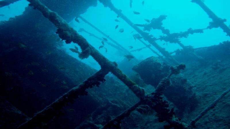 SS Thistlegorm - Best dive site in the world
