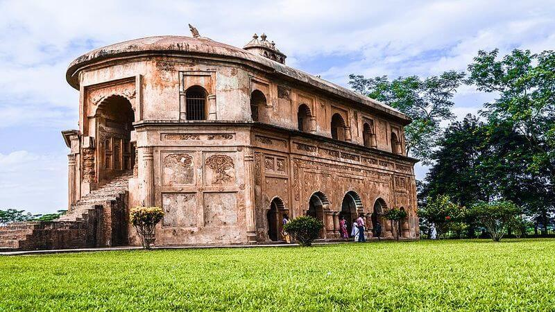 Rang Ghar - tourism in North East India