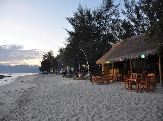 amazing indonesia island - Gili Meno Beach
