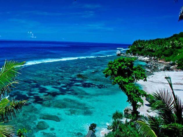 most beautiful indonesian beach - Nihiwatu Beach