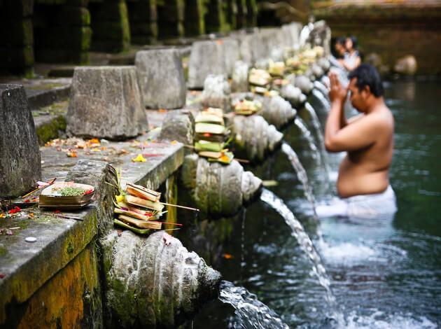 Tirta Empul - temples in Bali