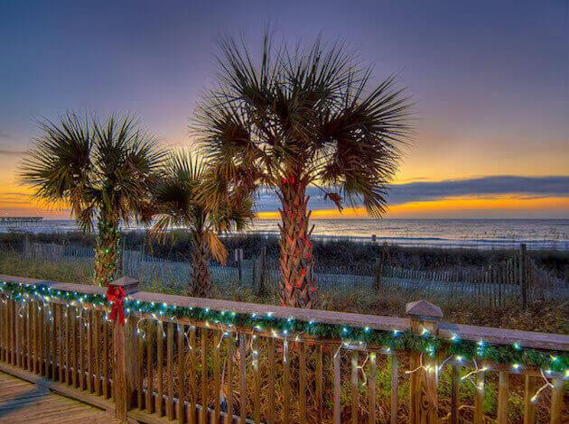 Myrtle Beach - best spring break destinations in USA for couples