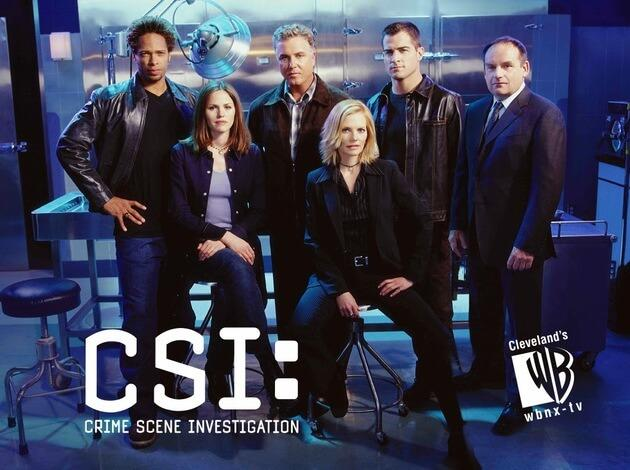 CSI: The Experience tour in Las Vegas