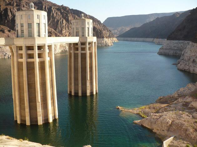 Hoover Dam - For the mesmarising views