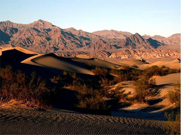 Death Valley National Park - adventure trip from Vegas