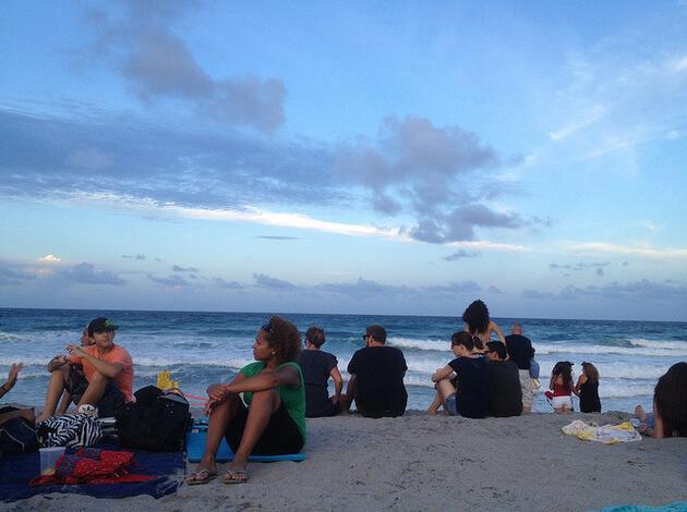 Best beaches in miami triphobo for Delray beach fishing