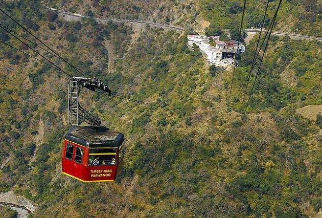 Parwanoo - hill station within 300 km from delhi