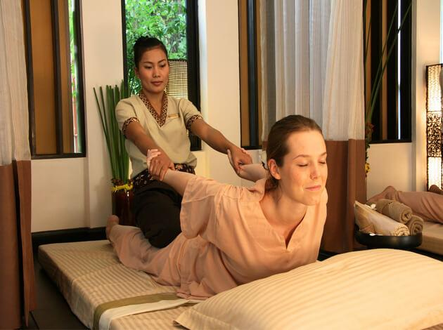 thai massage - Best Massages In the World