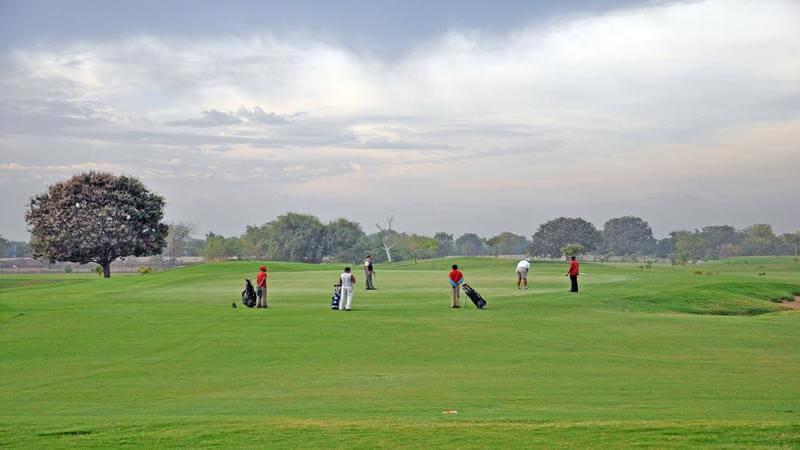 Gulmohar Greens Golf & Country Club