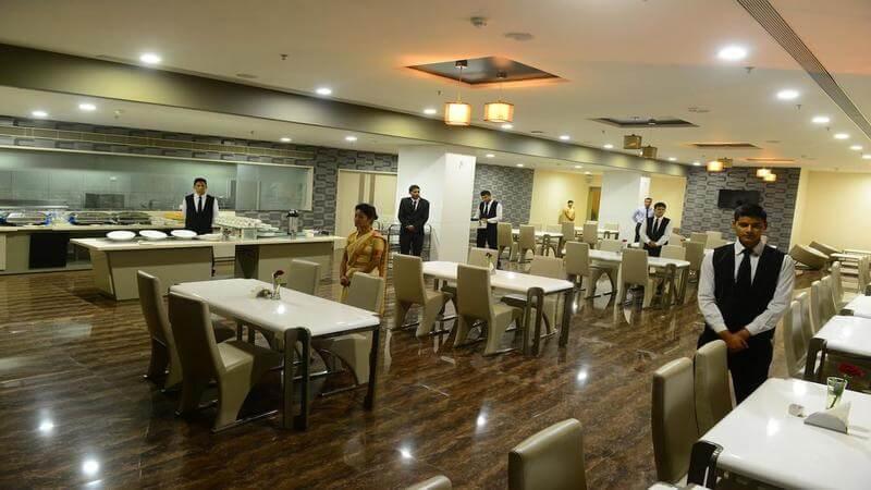 Narayani Heights Hotel & Resort very close to Ahmedabad