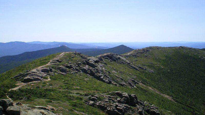 Appalachian Trail for an adventurous day trip from New York
