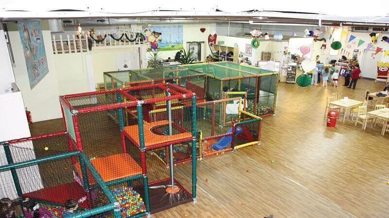 Planet kids indoor playground for the toddlers in Miami