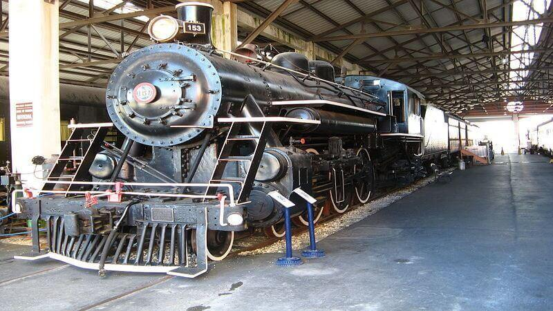 The Gold Coast Railroad Museum
