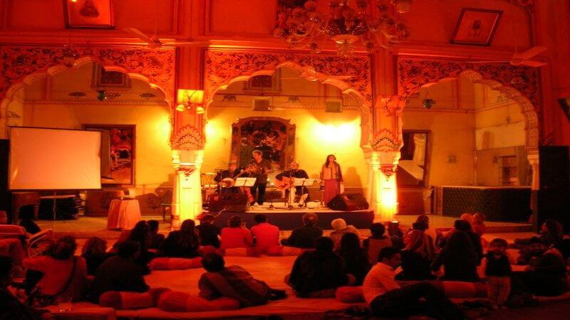 Diggi Palace - heritage hotel