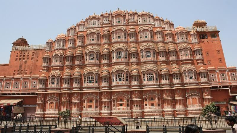 Hawa Mahal the symbol of Jaipur