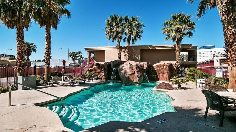 family friendly Las Vegas Motel
