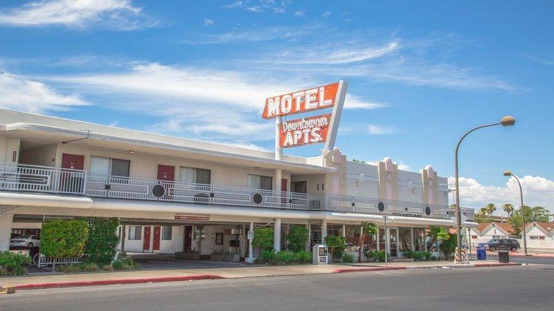Downtowner Motel - best motel in Las Vegas