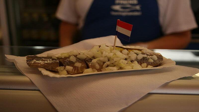 Amsterdam - visit for traditional European dishes