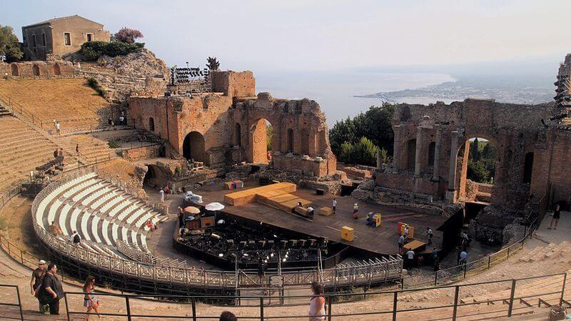best concert hall in Italy