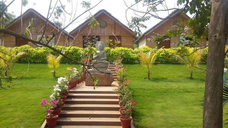 Mrugavani Resort & Spa - luxury resort in Hyderabad