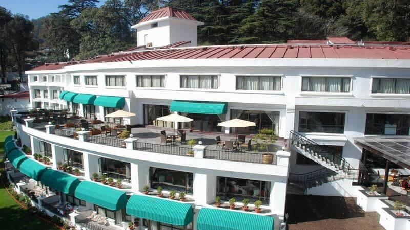 A Glamorous Retreat in Nainital