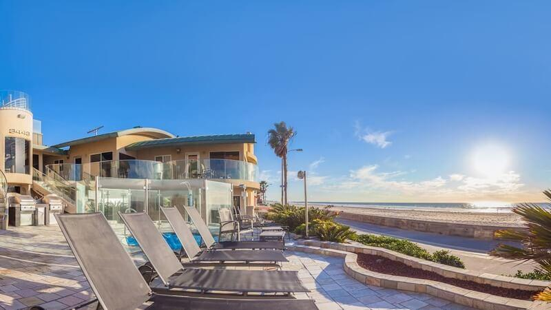 budget accommodation in San Diego