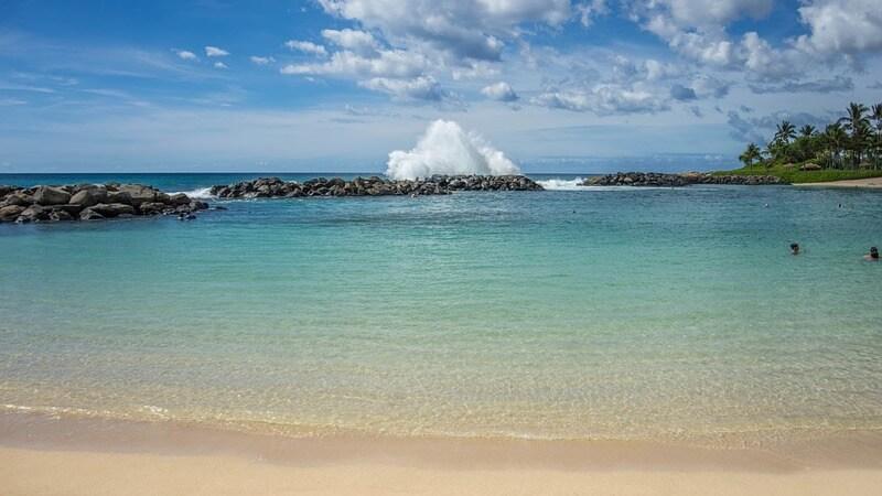 Ko Olina Lagoons, Kapolei snorkeling