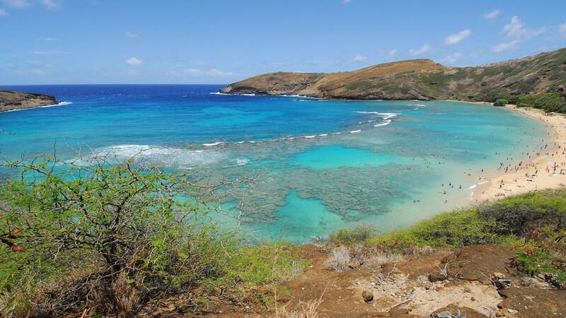Oahu Hanauma Bay - Places For Snorkeling