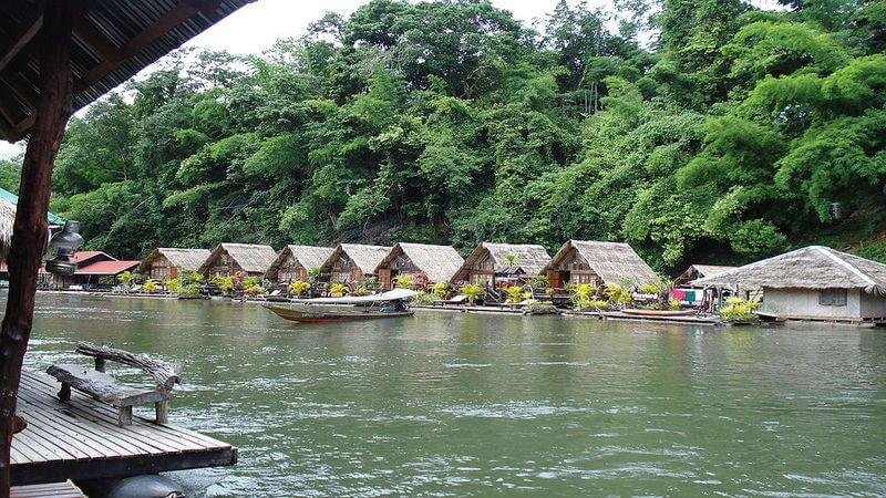 go wild at Sai Yok National Park