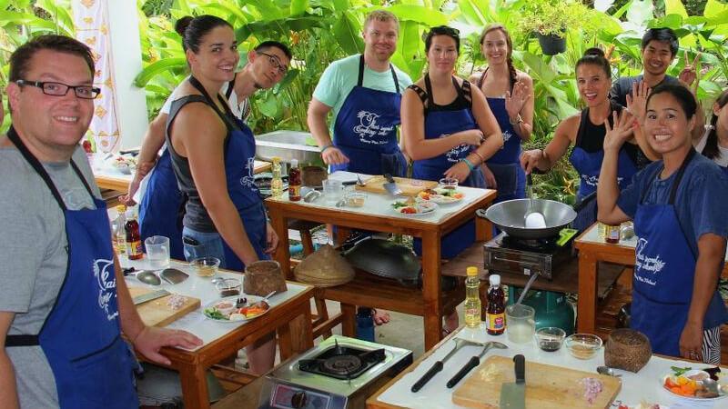 learn thai cooking