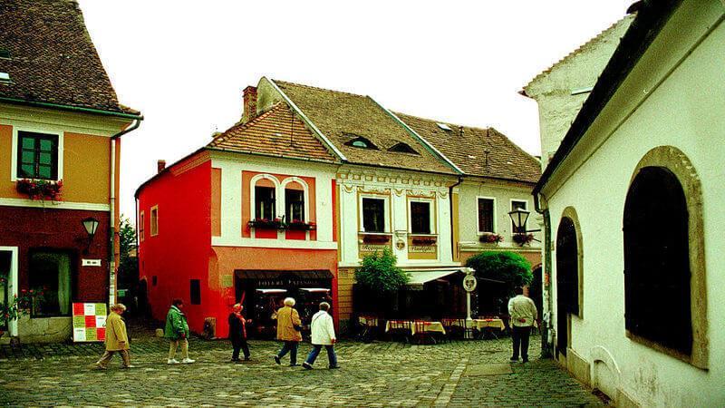 Visit to Celebrate Christmas in Szentendre