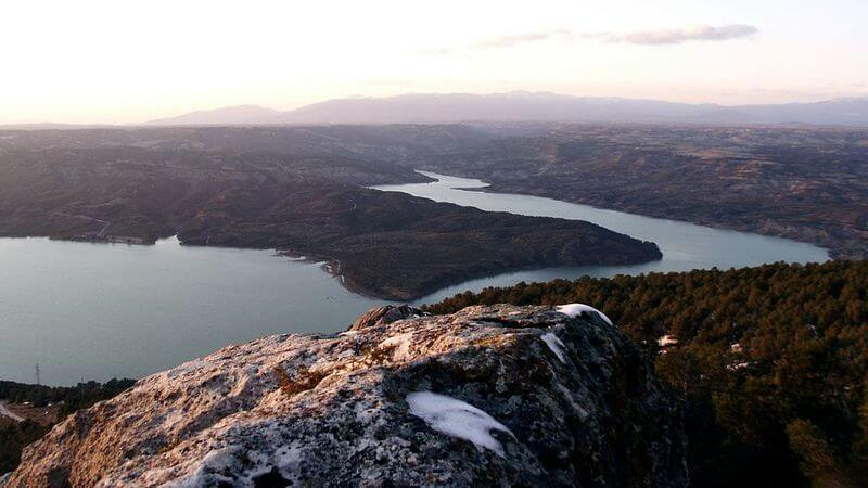 Andalucia Places to visit in Europe in December