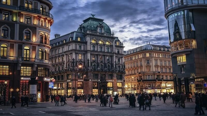 Vienna Visit in December