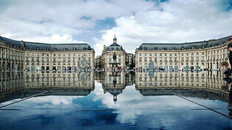 Bordeaux - Place to visit in December in Europe
