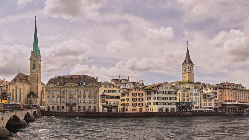 Zurich a Must visit Place in Europe in December