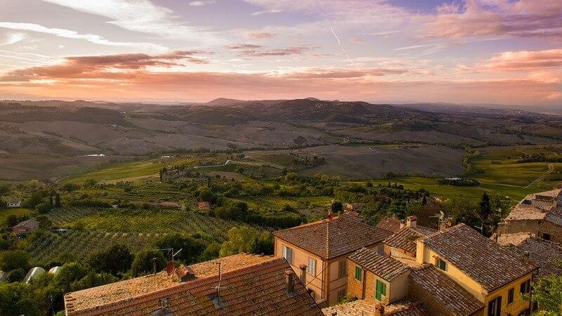 Tuscany for the Italian summer