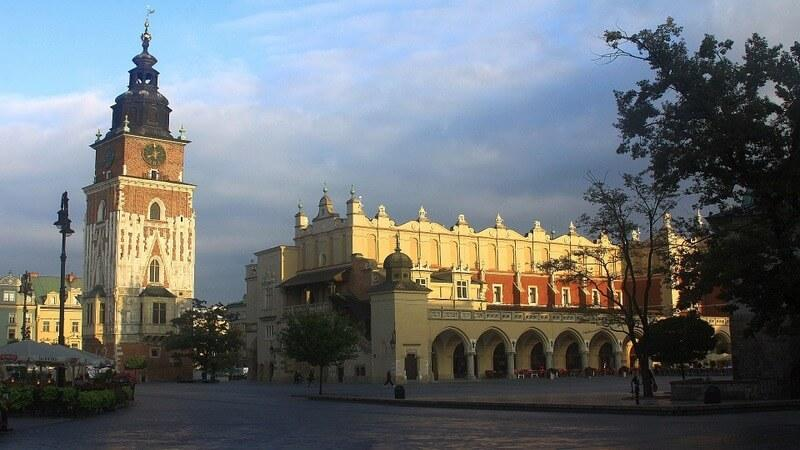 Krakow - less crowded European destination in June