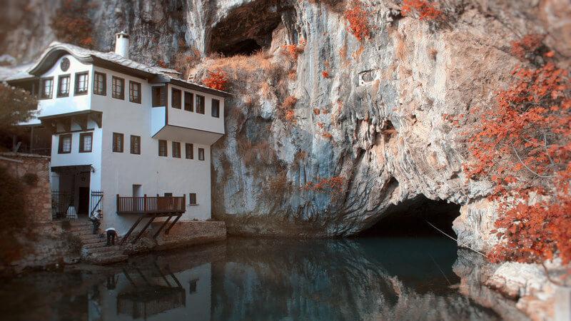 Blagaj - top summer destinations