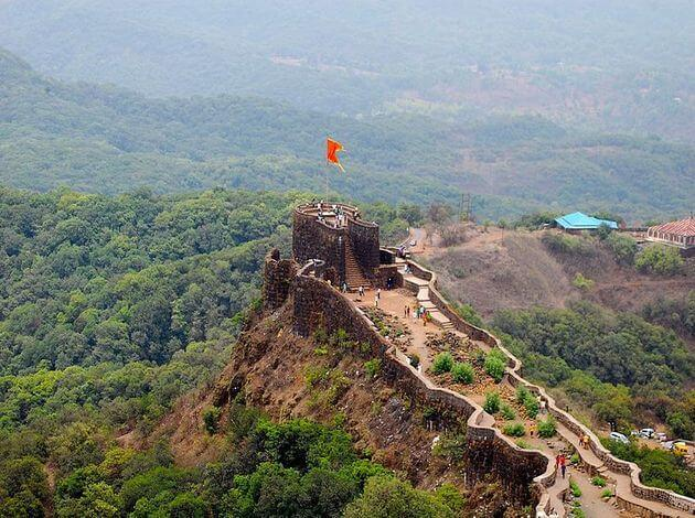Pratapgad - the battle ground