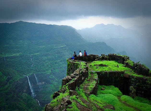 Rajmachi - famous trekking spot