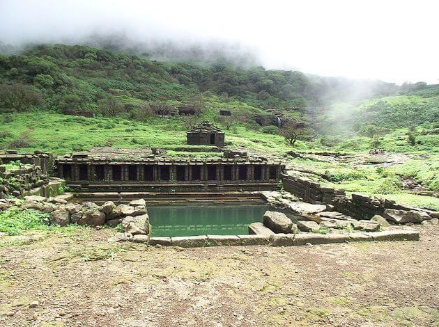 Harishchandragad - popular trekking destination in monsoon