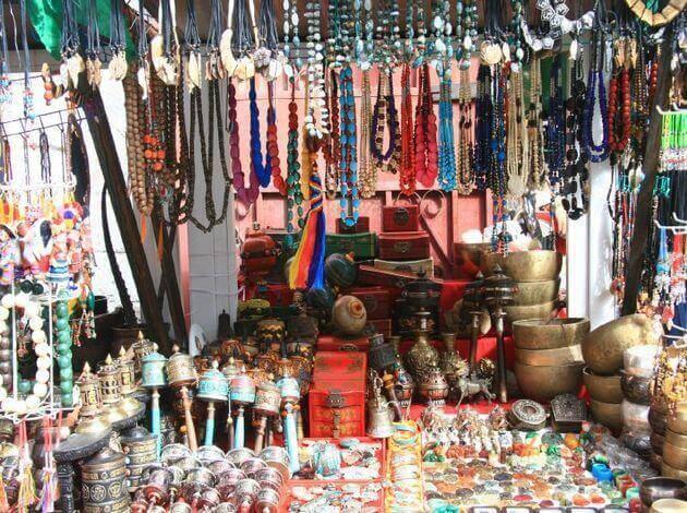 Tibetan markets