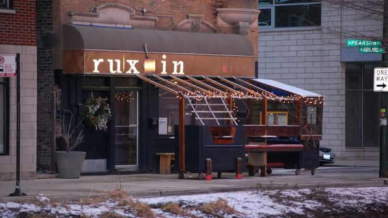 Ruxbin Chicago - unique and cheap restaurant in Chicago