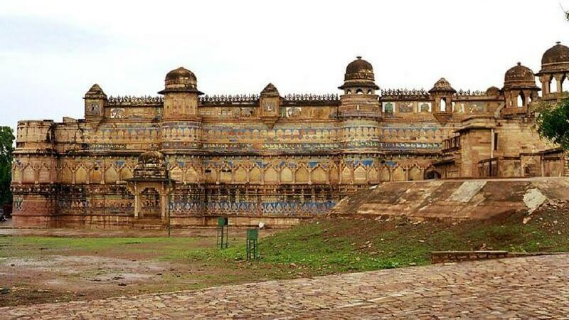 The best peaceful city to live in India - Gwalior