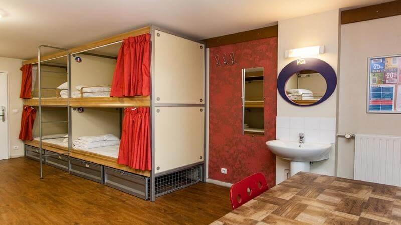 besy hostels in Paris