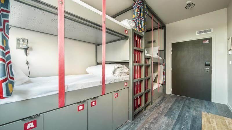 bidget accommodation in Paris