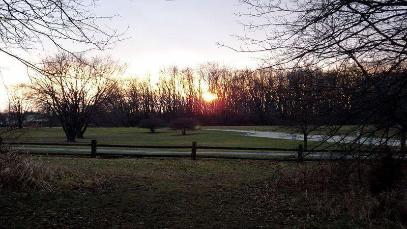 Deer Grove - Scenic trail near Chicago