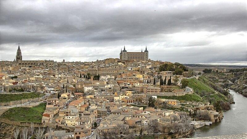 Honeymoon Places in Spain