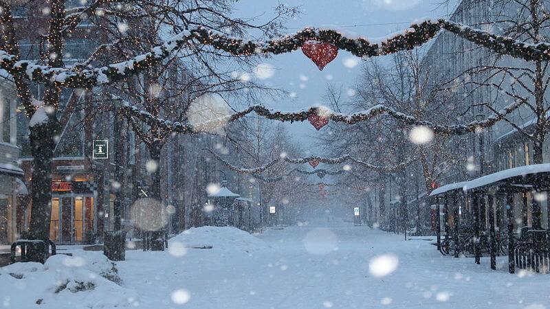 Trondheim - Oldest Christmas Market in Europe