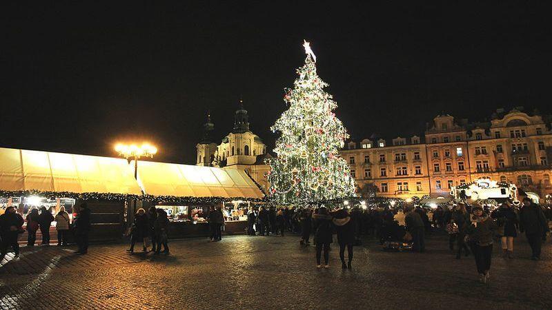 Prague - Handicrafts Christmas Market